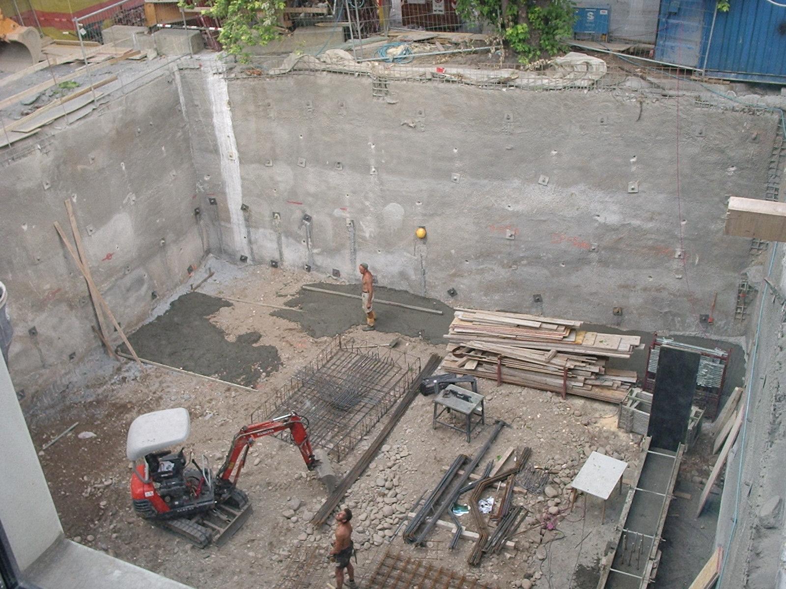Umbau 2006
