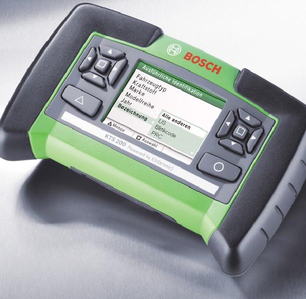 Bosch KTS 200